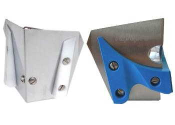 55mm and 75mm Corner Glazers